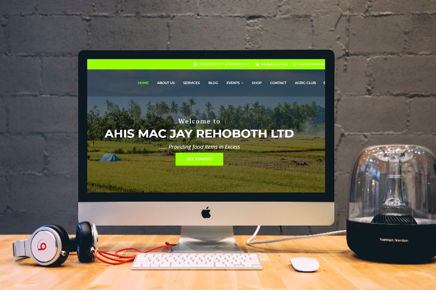 AHIS Rehoboth Global Resources Ltd